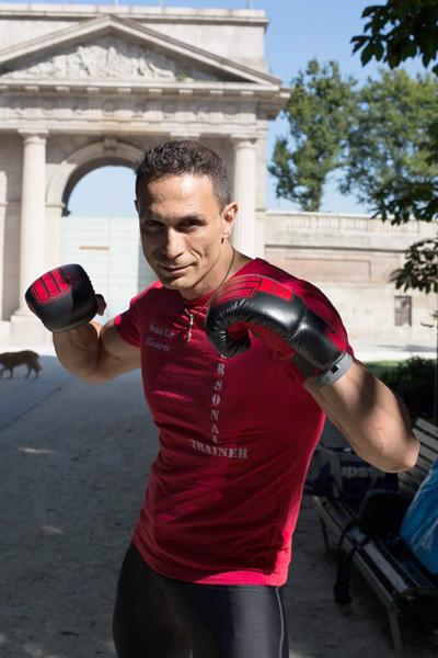 ivan lo cicero professionista del fitness a milano
